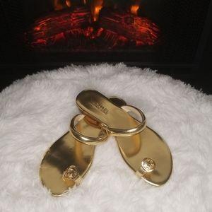 Michael Kors Nora Toe Ring Sandals
